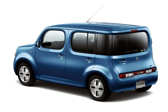 Nissan Cube Picture