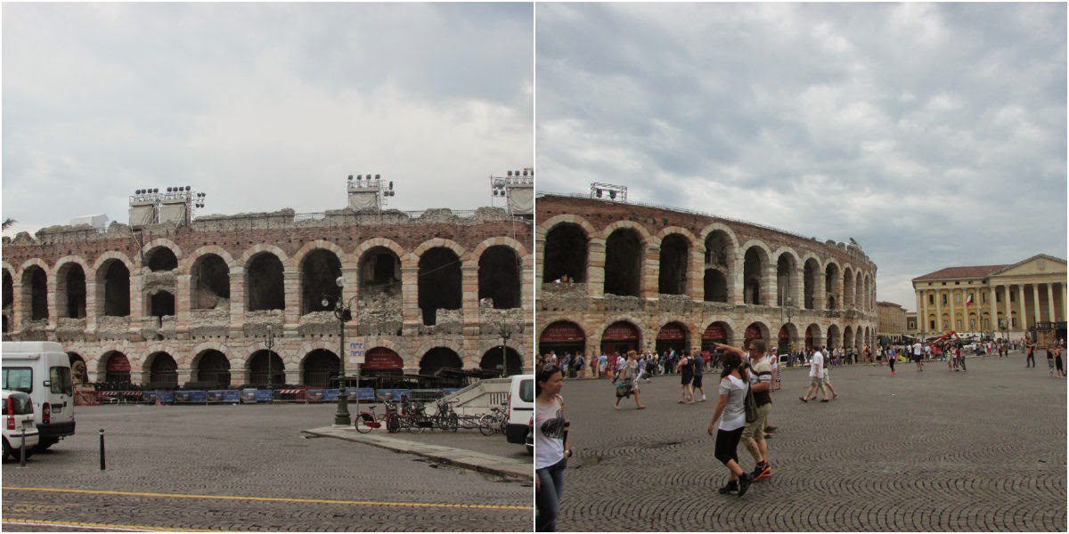 Itália, Verona, Coliseu, Arena, Piazza Bra