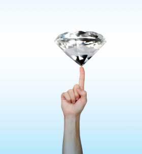 madre joya diamante