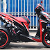 Modifikasi Honda Vario Techno 125 2014