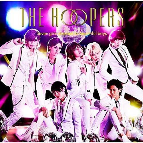 [Single] THE HOOPERS – GO!GO!ダンスが止まらナイ (2015.08.26/MP3/RAR)
