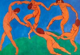 """""""A Dança"""", de Henri Matisse (1909)"""