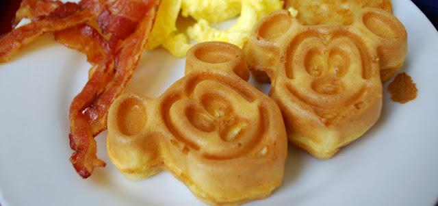 Alimentação gratuita na Disney em Orlando em 2015