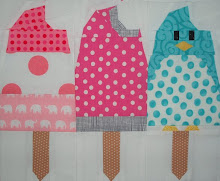 Super Penquin Quilt Along