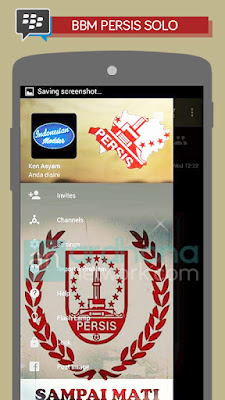 Preview BBM Persis Solo V2.11.0.18