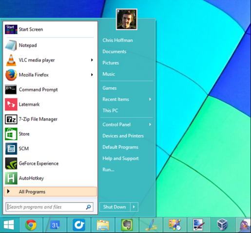 Trải nghiệm 6 tính năng mới của Windows 10 trên Windows 8