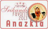 Srikandi Blogger Favorit 2013