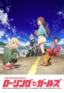 The Rolling Girls 12 Subtitle Indonesia TAMAT