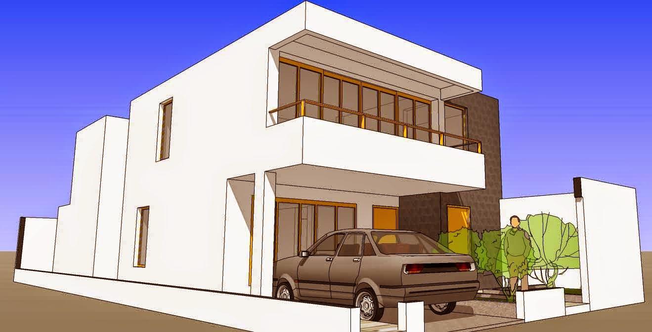 Dise o de viviendas unifamiliares y multifamiliares peque os for Diseno casas unifamiliares