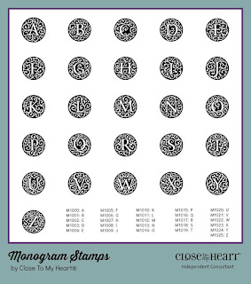 CTMH Clear Stamps For Stamping