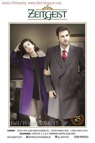 Zeitgeist Winter-Fall Dress Collection 2014
