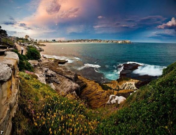 beautiful seascape photography by kajo merkert from sydney,australia