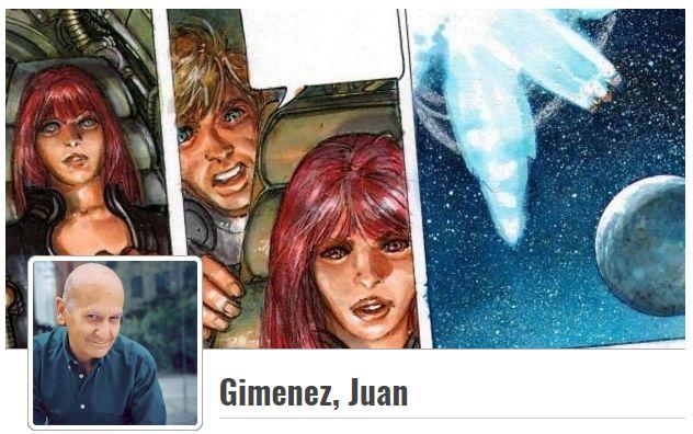 Oeuvres de Juan Giménez 01