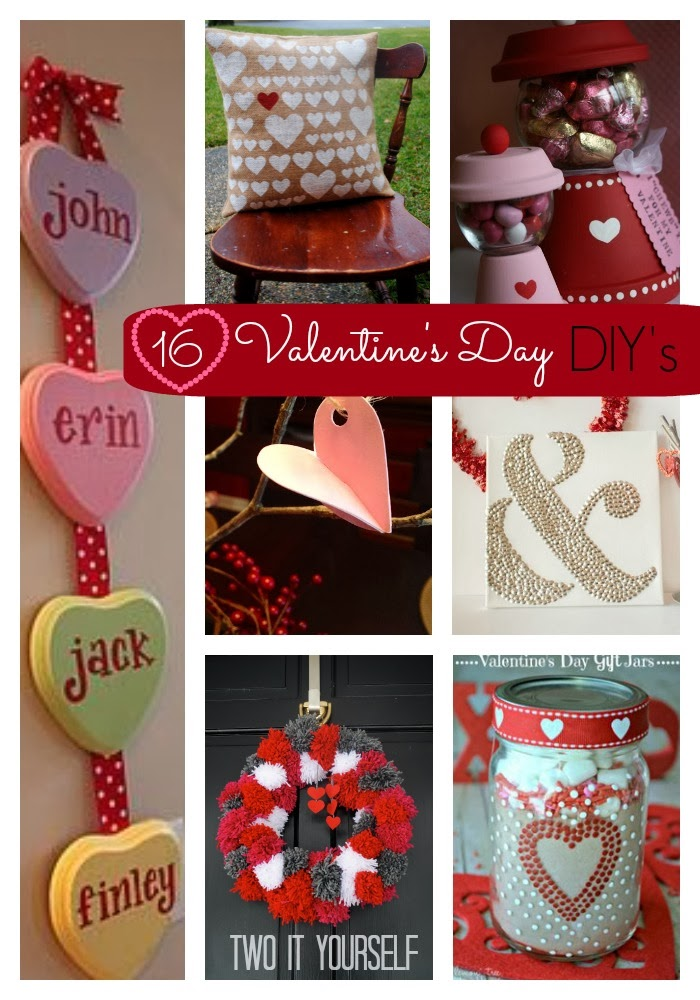 two it yourself 16 diy valentines day ideas to craft eat and gift