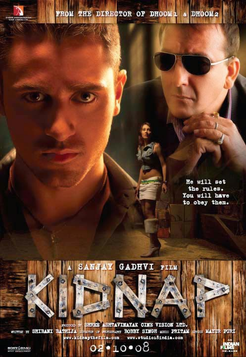 Kidnap 2008 HDRip 480p 350mb