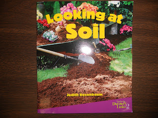 Mrs henrikson 39 s first grade blog what are we learning for Soil 1st grade