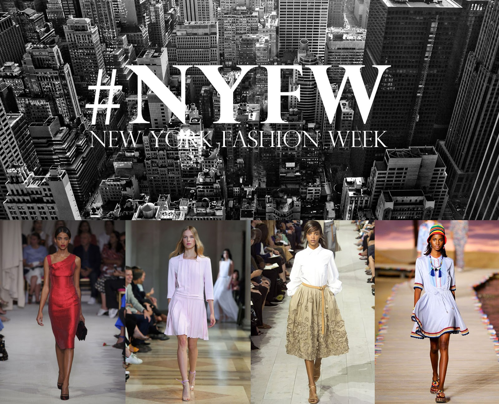 Eniwhere Fashion - New York Fashion Week - Spring/Summer 2016