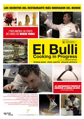 El Bulli.Cooking in progress
