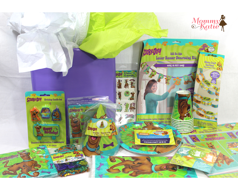 Giveaway ScoobyParty Happy Birthday To You And Scooby Doo With Party City