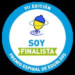 ¡¡Ya somos finalistas del Proyecto Espiral Edublogs!!