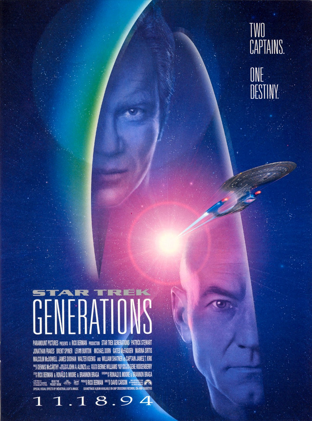 the geeky nerfherder movie poster art star trek movies