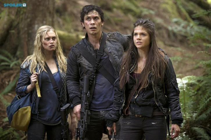 "The 100 - Human Trials - Review: ""This. Show. Is. Insane."""