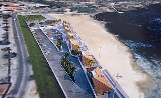 Governo de Sergipe autoriza construção de orla em Canindé de São Francisco