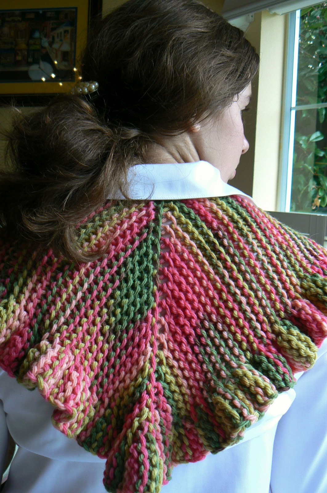 Invisible Loom Innovative Patterns for Loom Knitters: Putting Some ...