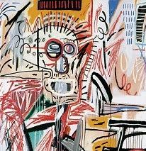 Jean-Michel Basquiat, Philistines, 1982.
