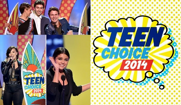 Teen Choice Awards 2014 veja lista dos vencedores