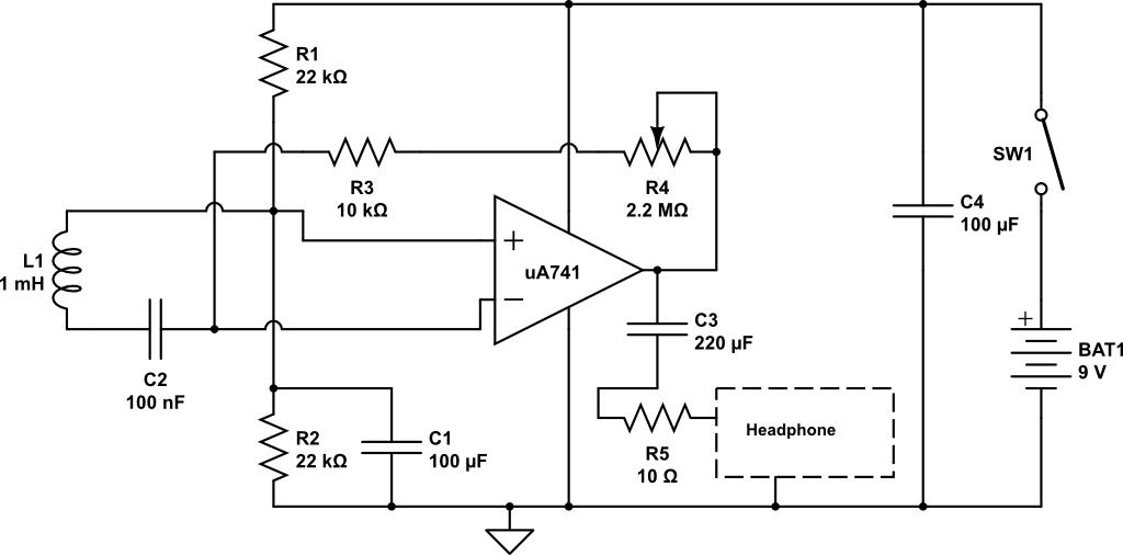 electromagnetic field sensor