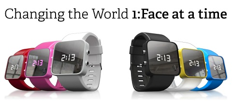 1Face Watch