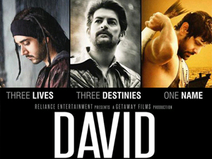 Watch David (2013) Hindi Movie Online