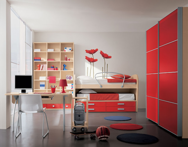Cool Bedroom Wall Designs