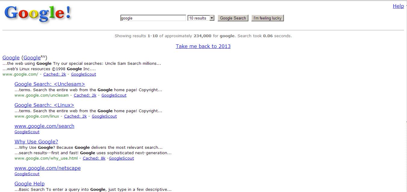 Google'ın 15'inci yılı | Google Doodle ile kutlanıyor: Google