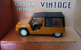 Citroën Mehari diecast
