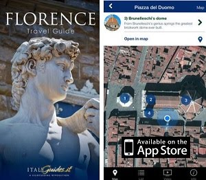 Travel App of the Month - ItalyGuides: Florence Travel Guide