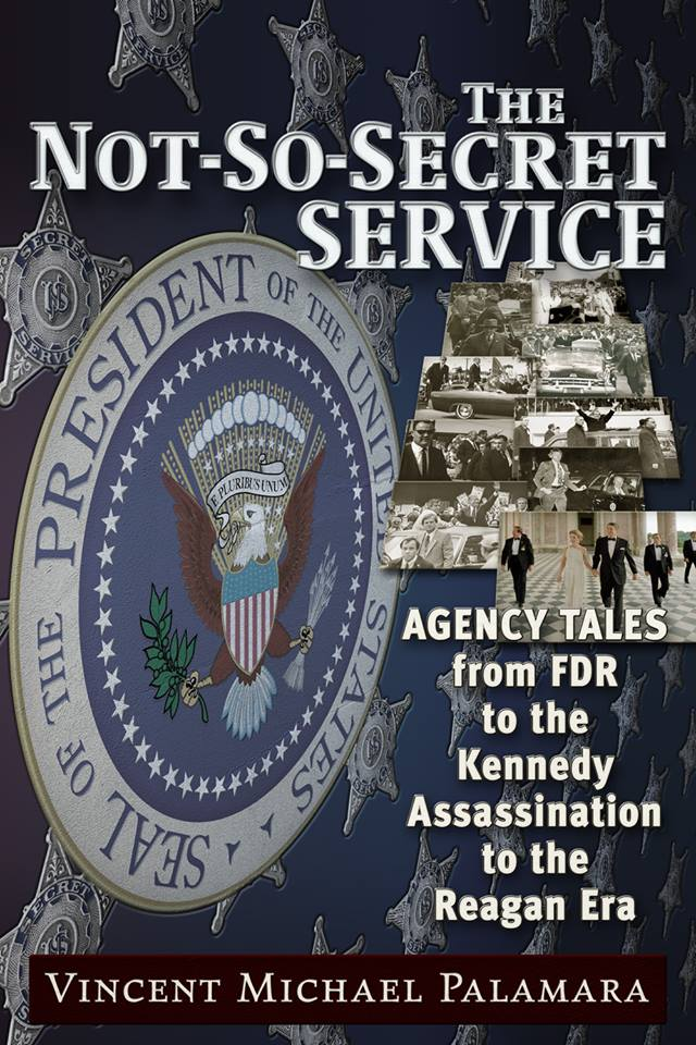 my third book THE NOT-SO-SECRET SERVICE