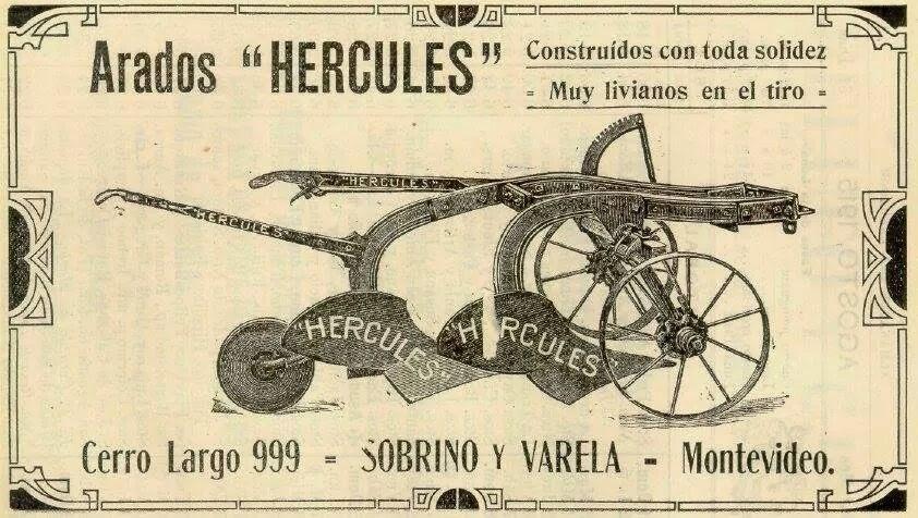 Arados Hercules  (Sobrino y Varela)