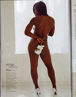 serena williams nude in jane magazine preview Sex in America: Episode 6