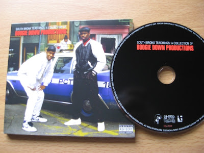 Boogie Down Productions – South Bronx Teachings: A Collection Of Boogie Down Productions (2012) (VBR V0)