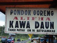Pondok Kopi Kawa