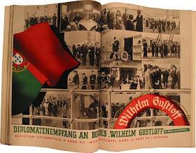 """Magnífico vídeo da 1ª viagem à Madeira do """"Wilhelm Gustloff"""" em 1938"""