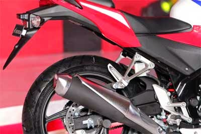 knalpot All New Honda CBR150R