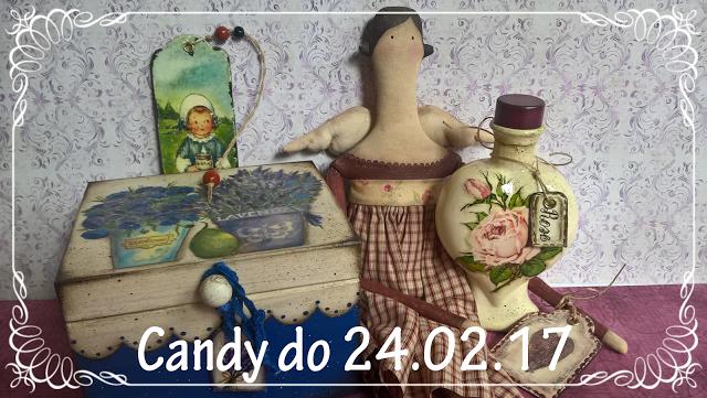 Candy na Zielonym Wzgórzu Mon Art