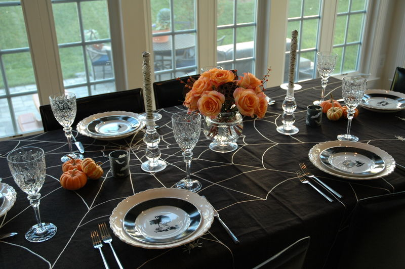 301 moved permanently - Decoration de table halloween ...