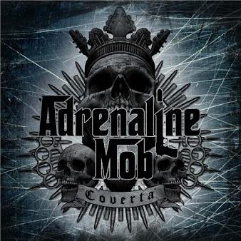 #9 Adrenaline Mob Wallpaper