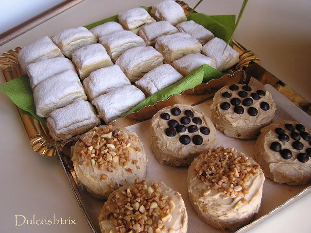 pasteles de moka