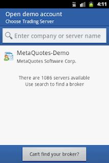 Cara Menggunakan Metatrader Di Android