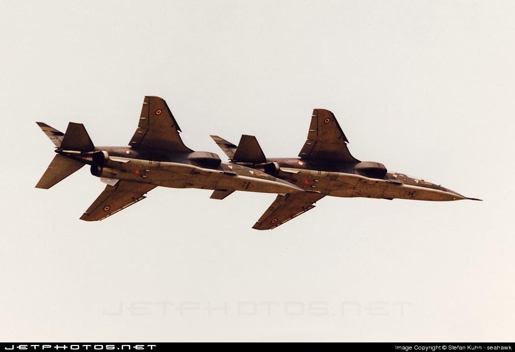 patrouille acrobatique Jaguar